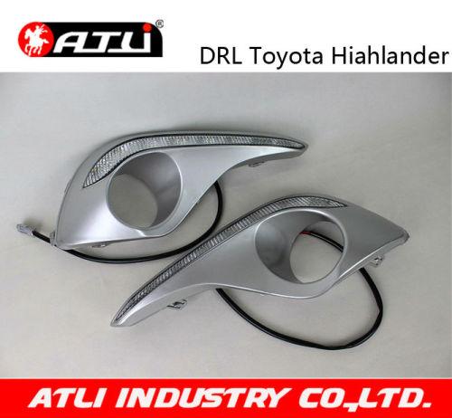 Toyota Highlander, energy saving LED car light DRLS China