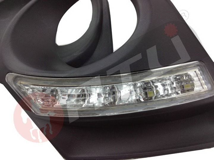 2014 new popular 2014 for corolla special car led drl