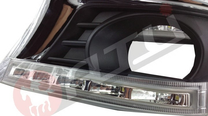 2014 new useful exospore led drl