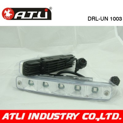 High quality stylish car LED daytime running lamp DRL-UN 1003