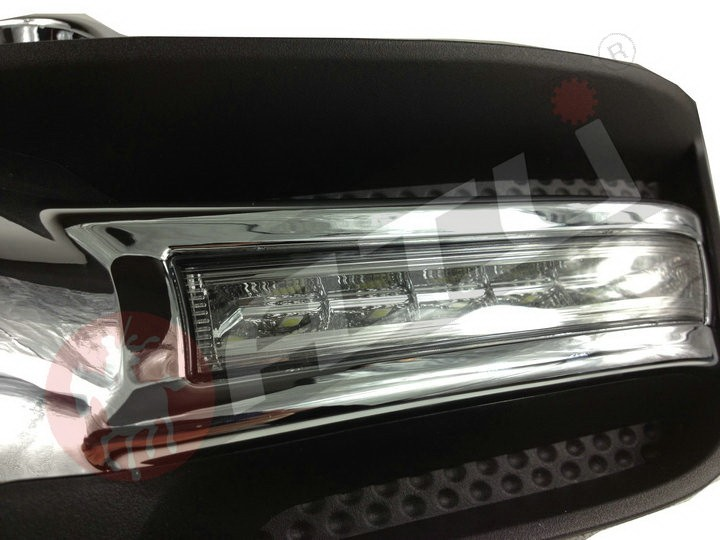 Universal newest aftermarket daytime running lights