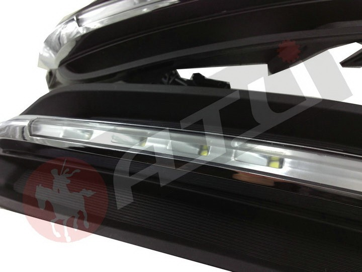 Hot sale economic cob led daytime running light