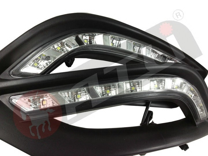 2014 qualified f10 m-tech led drl turn signal light