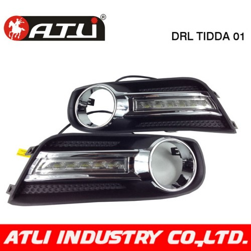 High quality new style 12v xenon white led drl driving light