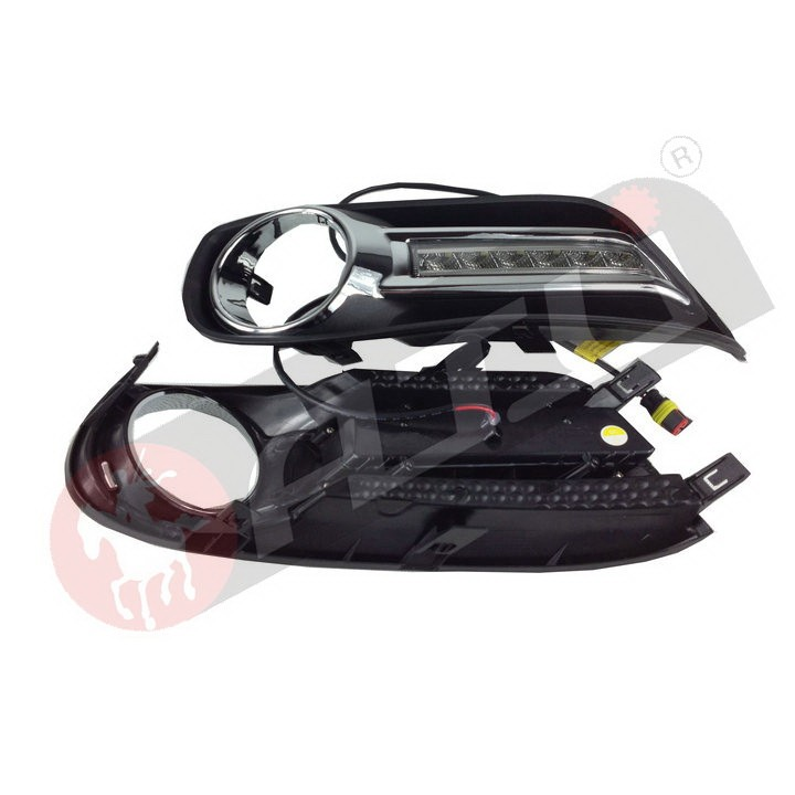 2014 new qualified 6 led daytime running light