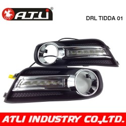 Hot sale high quality LED day running light for Tiida/ high quality LED day running light for Tiida