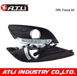 Adjustable high power flexional led daytime running light