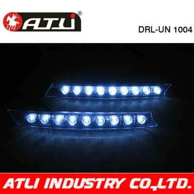 High quality stylish car led daytime running lamp DRL-UN 1004