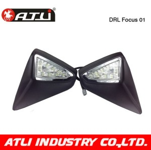 Universal fashion e90 led drl bumper daily lights