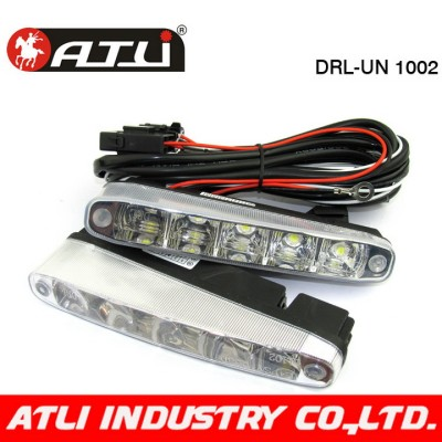 High quality stylish car led daytime running lamp DRL-UN 1002