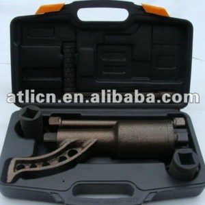 Multifunctional new model swedish type pipe wrench