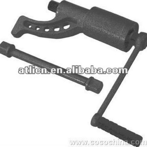 Multifunctional super power sliding t-bar wrench