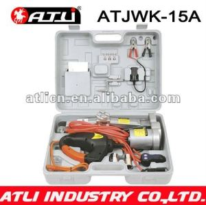 2T Car electric jack& electric impact wrench set for car factory price