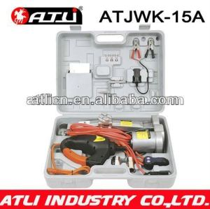 DC 12V Electric car jack 2T lifting jack &impact wrench for passenager car