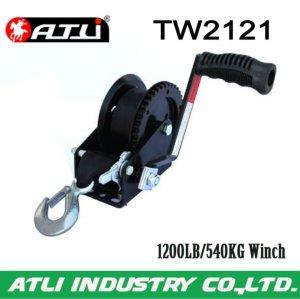 High quality hot-sale 1200LB/540KG Trailer Winch TW2121,hand winch