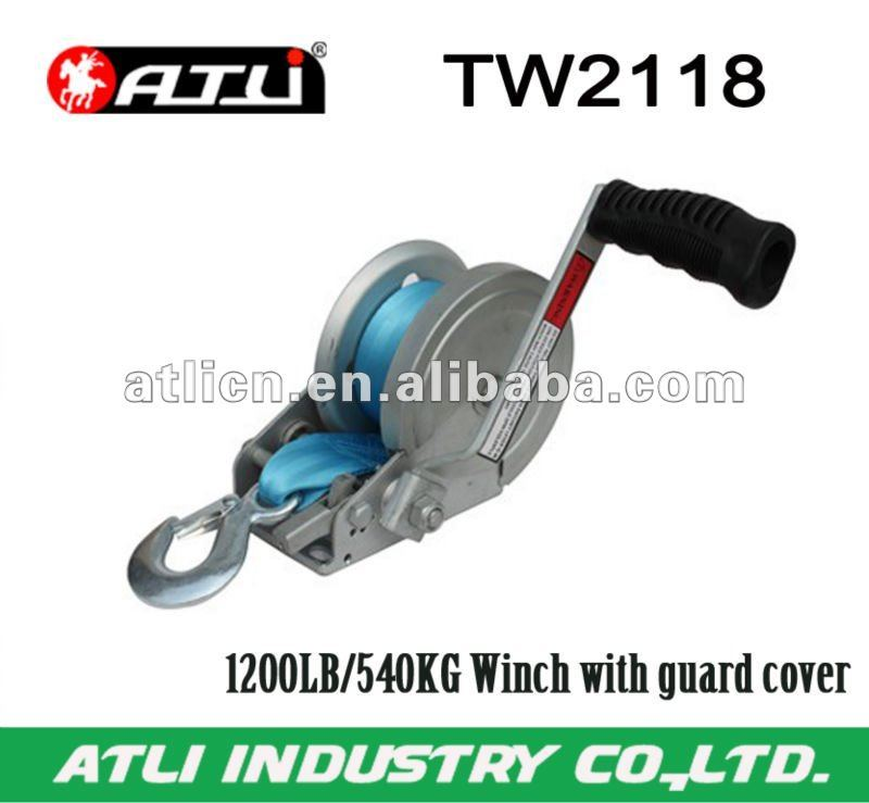 1200LB/540KG Winch with guard cover