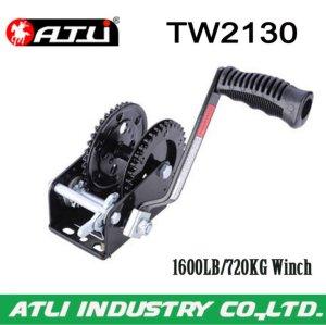 High quality hot-sale 1600LB/720KG Trailer Winch TW2130,hand winch