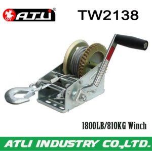 1800LB/810KG Winch Automotive manual hand winch car hand operated winches