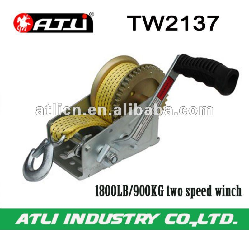1800LB/900KG two speed winch