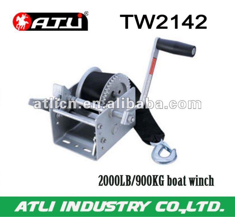 2000LB/900KG boat winch