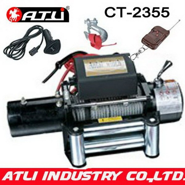 Multifunctional new model tractor winch