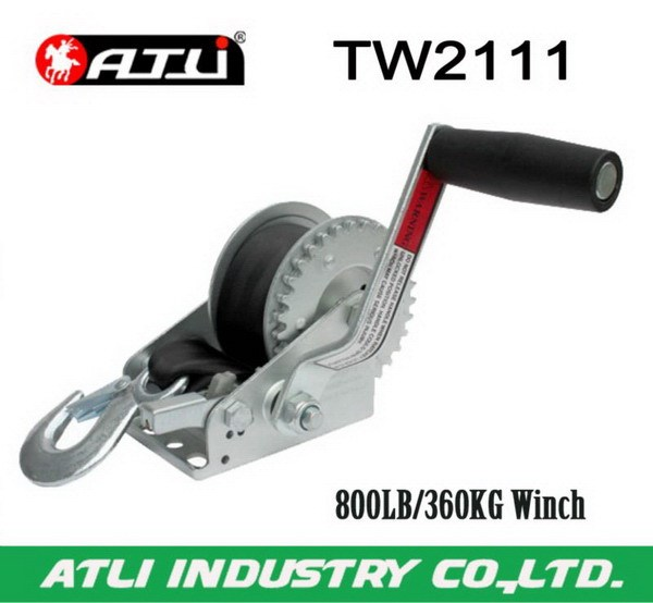 Multifunctional new model hand operated winches