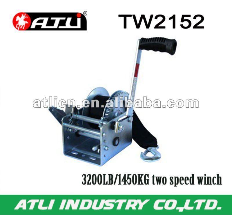 3200LB/1450KG two speed winch
