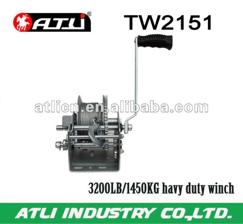 3200LB/1450KG havy duty winch