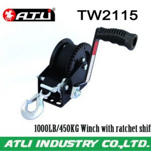 Universal super power construction winch lifts