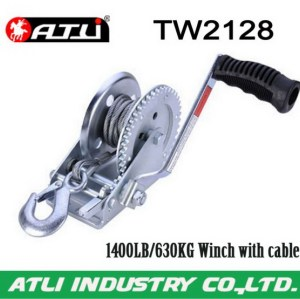 Safety fashion car trailer hand winches