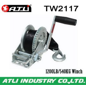 Best-selling high performance hand crank winches