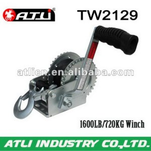 Practical new model winch for construction