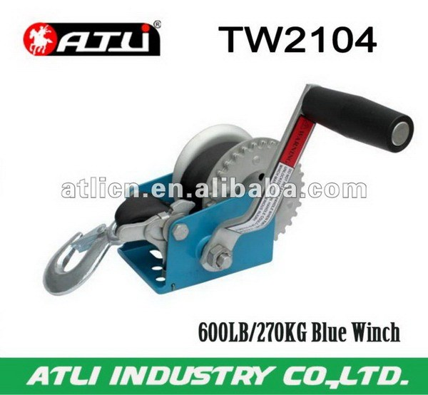 Hot selling economic manually operated winch