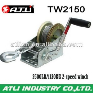 Adjustable new style hand winch crane