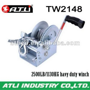 Hot selling new model trailer hand winches