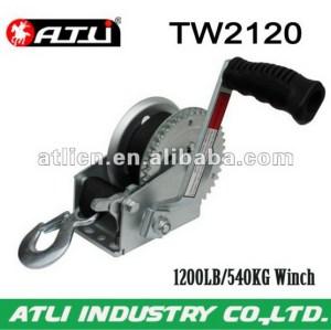 2013 new qualified hydraulic winch 10 ton