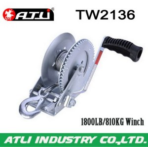 Multifunctional powerful dispatching winch