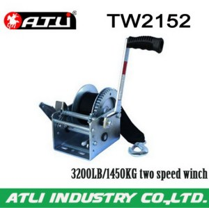 Latest powerful manual anchor winch