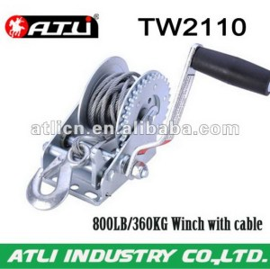 Adjustable new style hand anchor winch