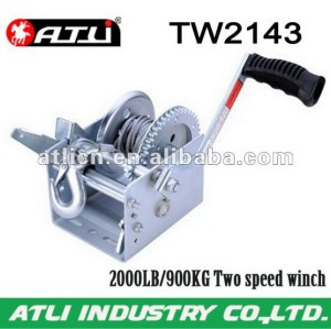 Top seller high power truck hand winch