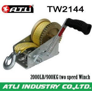 Adjustable super power industrial hand winch