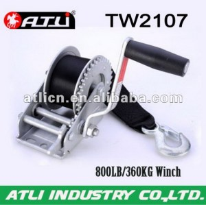 Adjustable newest drum winch car