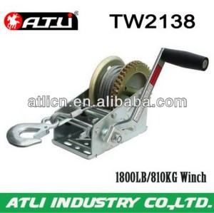 Universal new style light hand winch