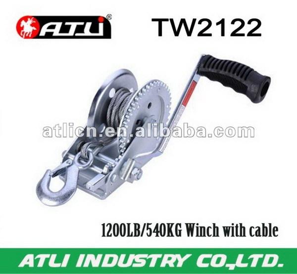 Universal useful winch motor specification