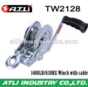 High quality useful portable winch mount