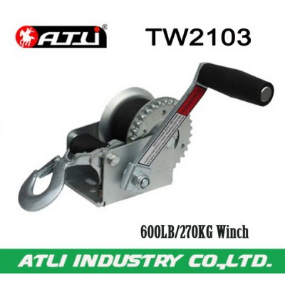 2013 powerful manual hoist and winches