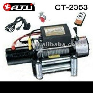 High quality hot-sale hydraulic anchor winch CT2353,electrical winch