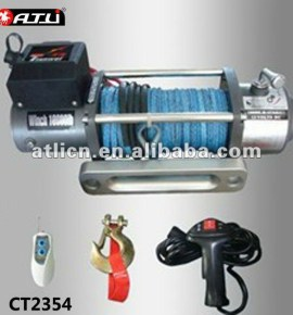 High quality hot-sale electric winch CT2354,12V electric winch