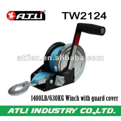 Adjustable useful winch control