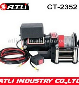 High quality hot-sale electrical winch CT2352,12v electric winch